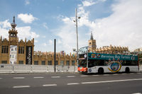 Barcelona City Hop-on Hop-off Tour