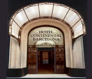 Hotel Continental Barcelona 01