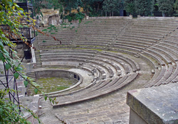 greek theatre of montjuic